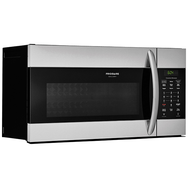 Over-The-Range Microwave - LED - 1.5 cu. ft. - Stainless Steel