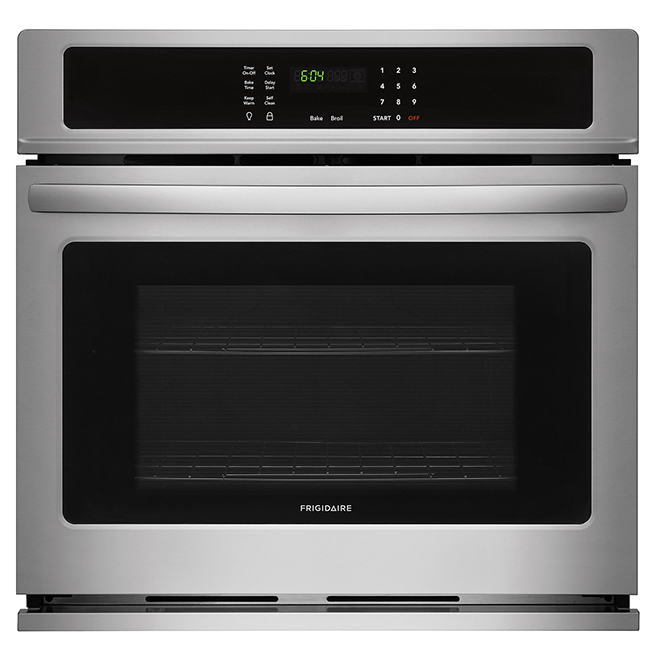 Self-Cleaning Electric Wall Oven - 4.6 cu. ft. - Stainless Steel