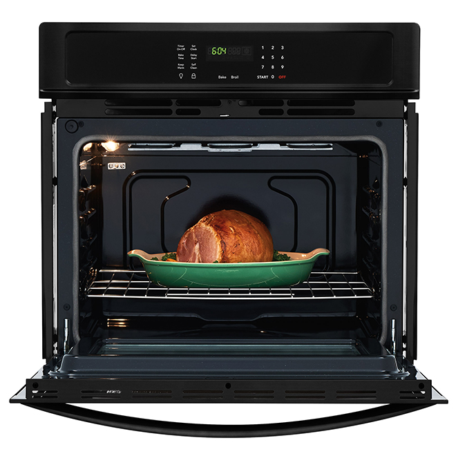 Electric Wall Oven - 4.6 cu.ft. - Black