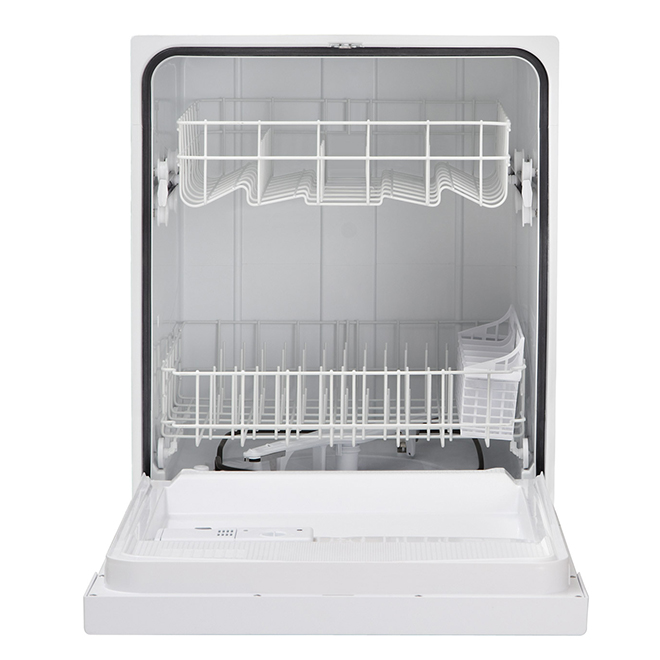 "Frigidaire Built-In Dishwasher - 24"" - White"