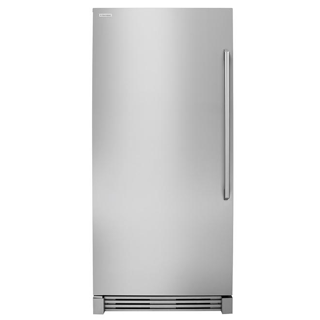 "Upright Freezer - 32"" - 18.6cu.ft. - Stainless Steel"