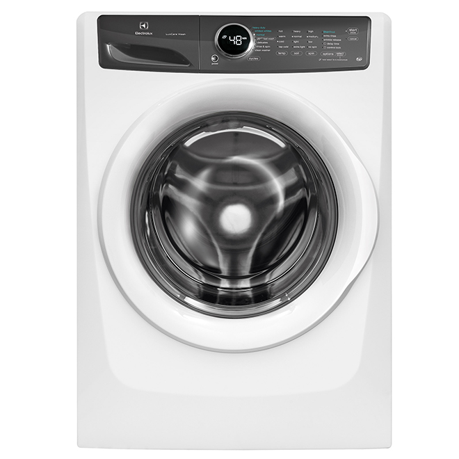 Front Load Washer - LuxCare(TM) System - 5 cu. ft. - White
