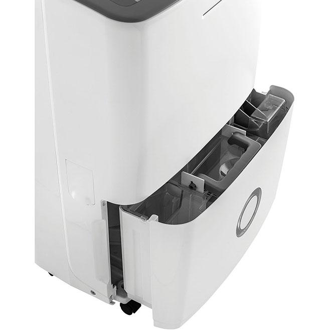 Frigidaire® Portable Dehumidifier - 50 Pints - White