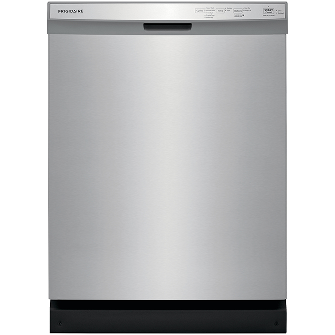 """Built-In Dishwasher with Tall-Tub Design - 24"""" - SS"""