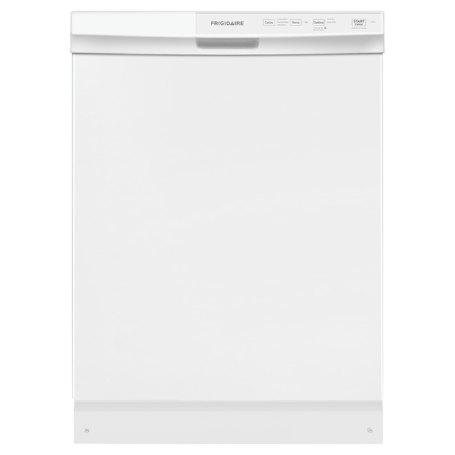 "Built-In Dishwasher with Tall-Tub Design - 24"" - White"