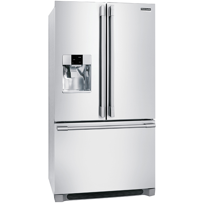 "French-Door Refrigerator - 36"" - 21.6 cu. ft. - SS"