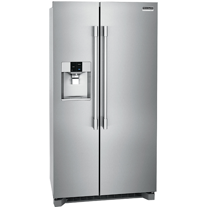 "Side-by-Side Refrigerator - 36"" - 22.0 cu. ft. - SS"