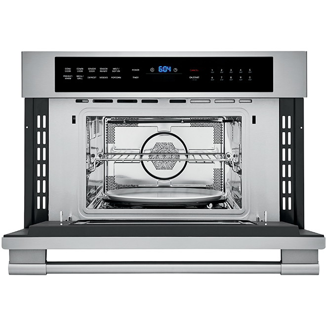 "Microwave and Convection Oven - 30"" - 1.6 cu. ft. - Stainless"