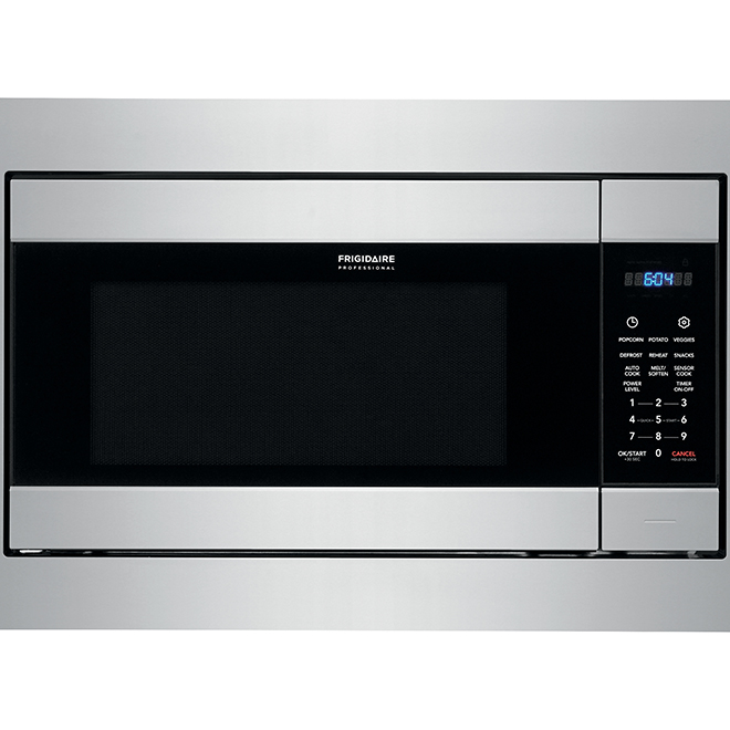 Microwave with PowerSense - 1100W - 2.2cu.ft. - Stainless Steel
