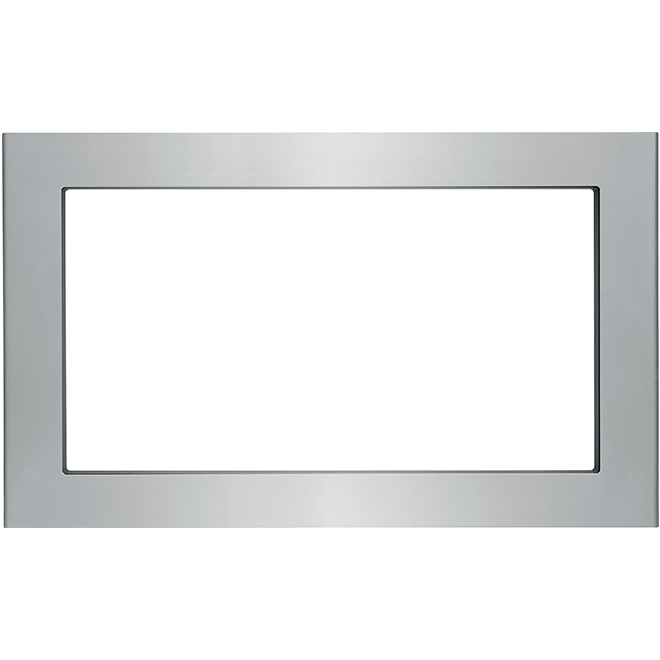 "Slide-In Trim Kit for Microwave Oven - 30"" - Stainless Steel"