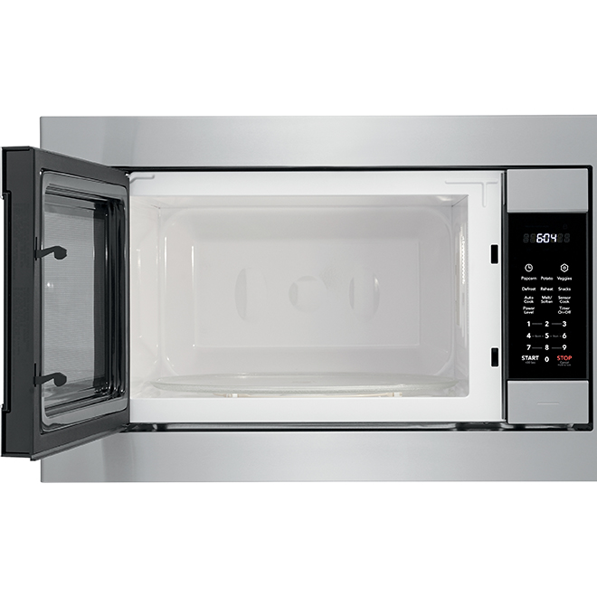 Built-In Microwave - 1100W - 2.2cu.ft. - Stainless Steel
