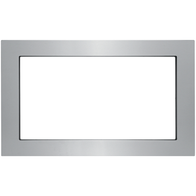 """Built-In Trim Kit for Microwave - 30"""" - Stainless Steel"""