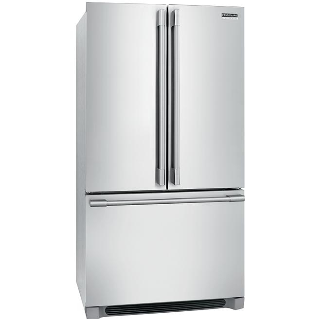 "French-Door Refrigerator - 36"" - 22.3 cu. ft. - SS"
