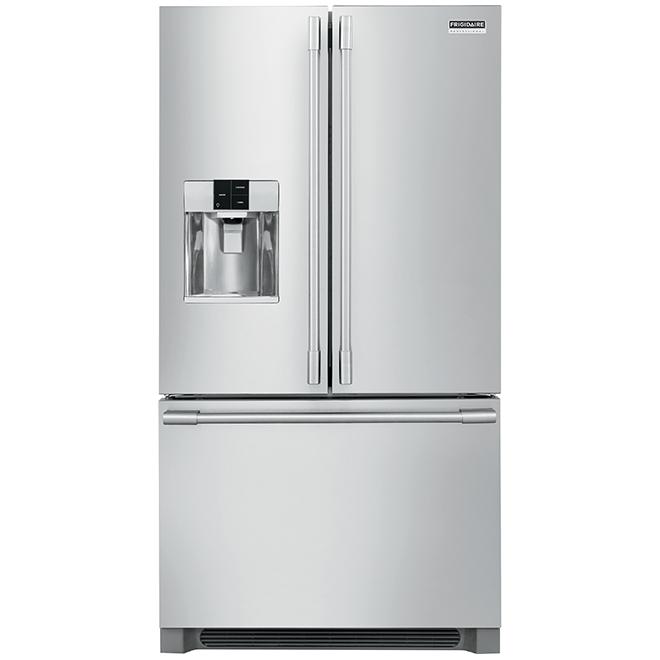 "French-Door Refrigerator - 36"" - 26.7 cu. ft. - SS"
