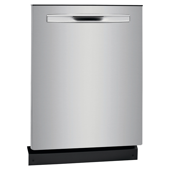 "Built-In Dishwasher with OrbitClean(R) - 24"" - SS"