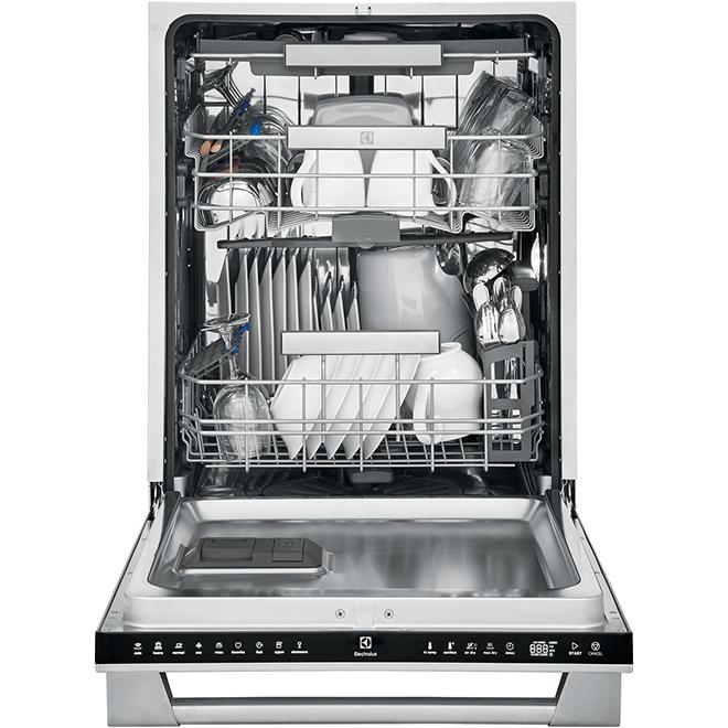 """Lave-vaisselle encastré, 24"""", acier inoxydable"""
