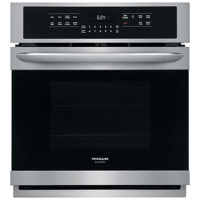 "Convection Wall Oven- 3.8 cu. ft.- 27"" - Stainless Steel"