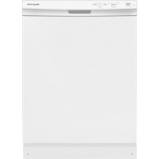 "Frigidaire Built-In Dishwasher - Tall-Tub Design - 24"" - White"