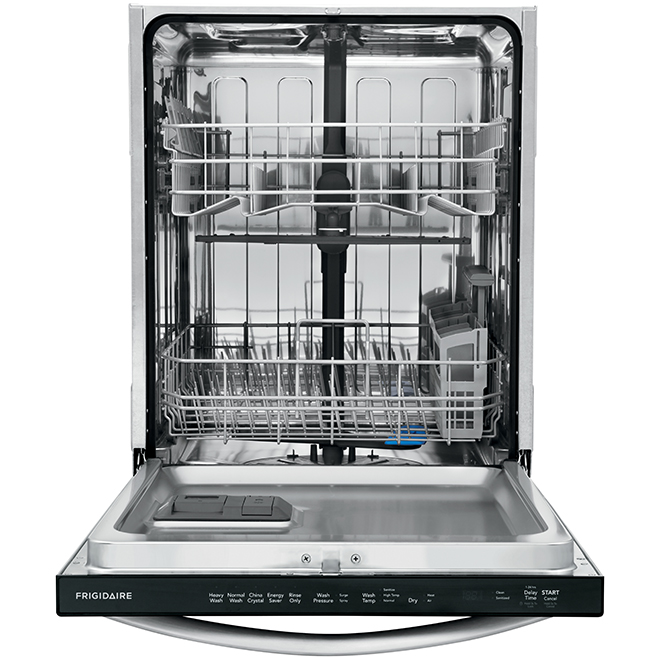 """Frigidaire(R) Built-In Dishwasher - Smudge-Proof - 24"""" - SS"""