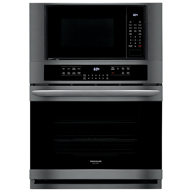 Frigidaire Gallery Combination Wall Oven With Fits More