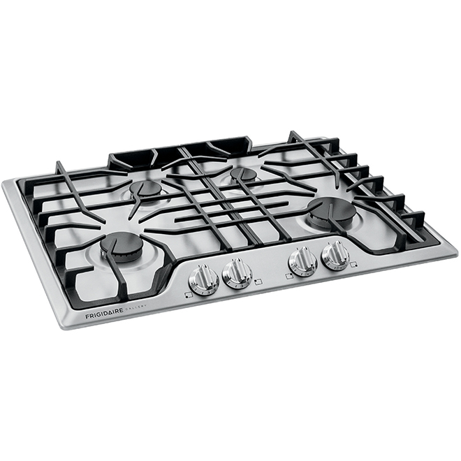 """Frigidaire Gallery(R) Gas Cooktop - 30"""" - Stainless Steel"""