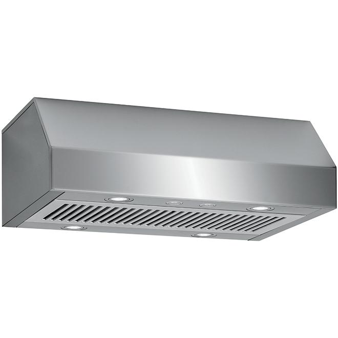 """Hotte sous-cabinet Frigidaire Pro(MD), 30"""", 400 PCM, inox"""