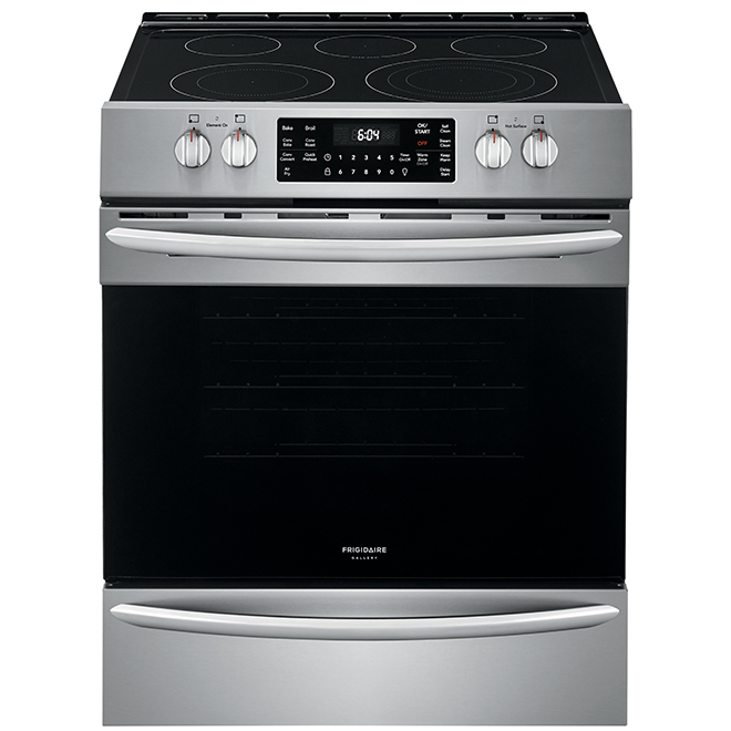 Frigidaire(R) Convection Range with Air Fry - 5.4 cu. ft. - SS