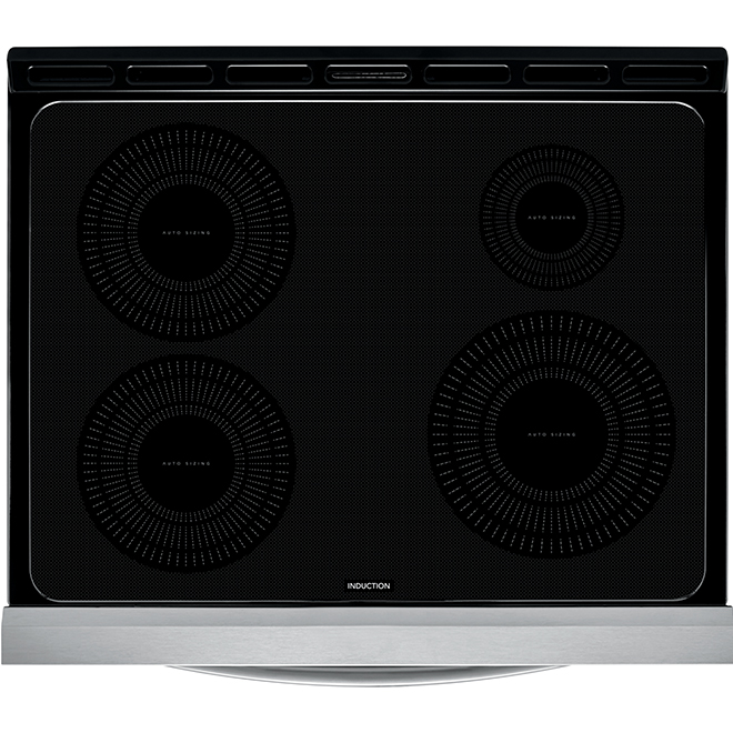 Frigidaire(R) Induction Range with Air Fry - 5.4 cu. ft. - SS