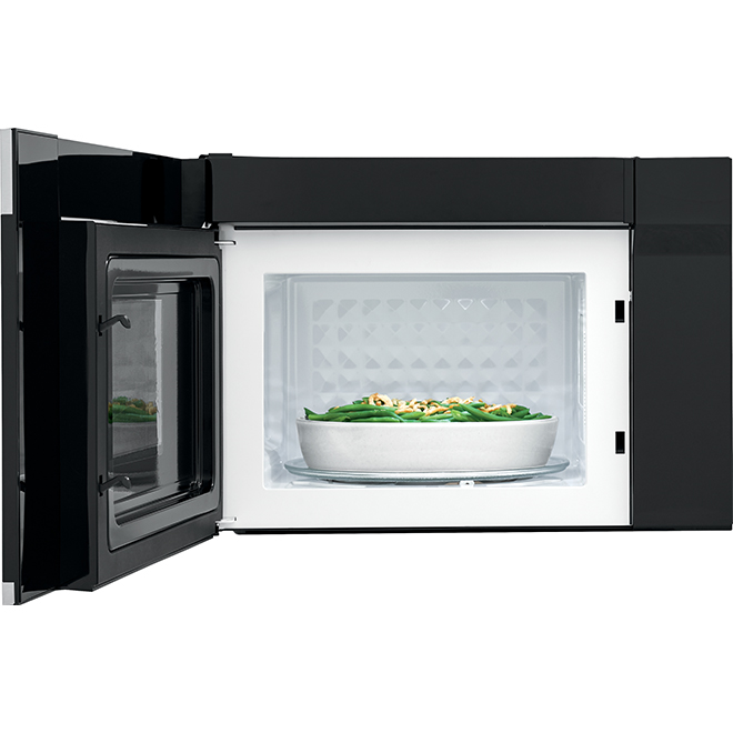 """Over-the-Range Microwave Oven- 24"""" - Metal - Stainless Steel"""