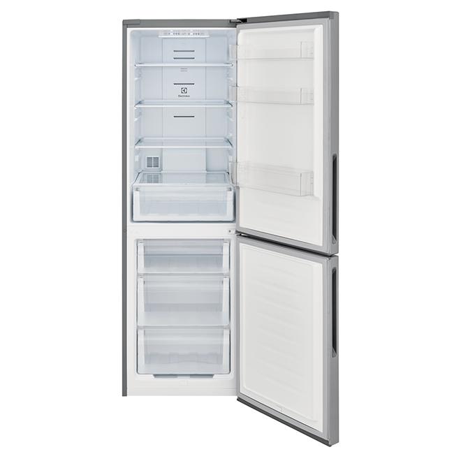 Slim Design Refrigerator- 11.8 cu. ft.- Stainless Steel