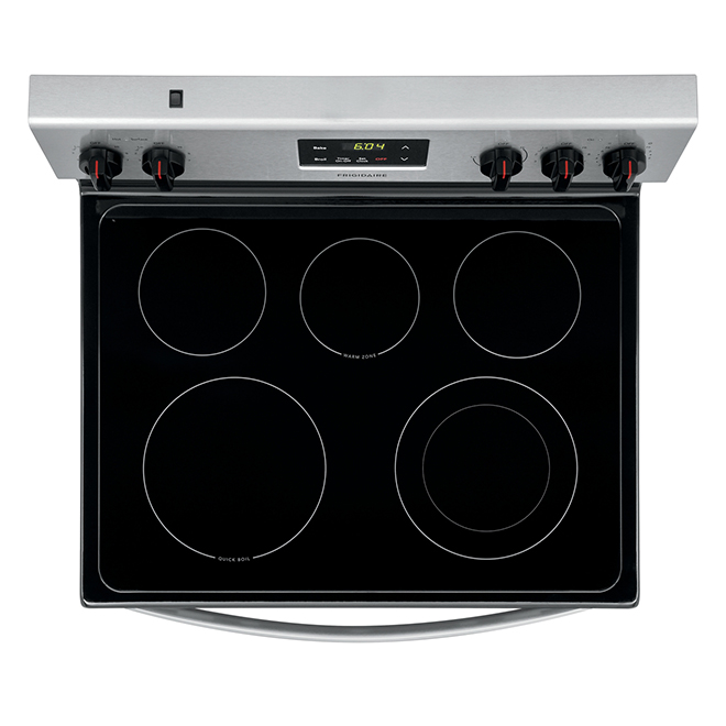 "Frigidaire 5-Element Range - 30"" - 5.3 cu. ft. - Stainless"
