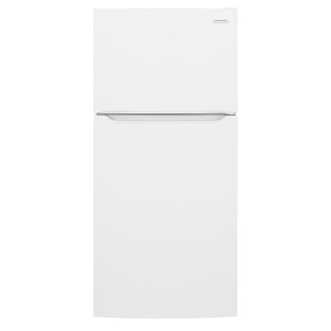 Frigidaire(R) Top-Freezer Refrigerator - 18.3 cu. ft. - White