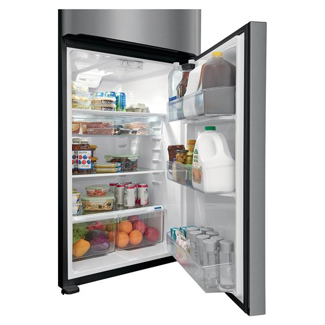 """Frigidaire(R) 30"""" Top-Freezer Refrigerator - 20.0 cu. ft. - SS"""