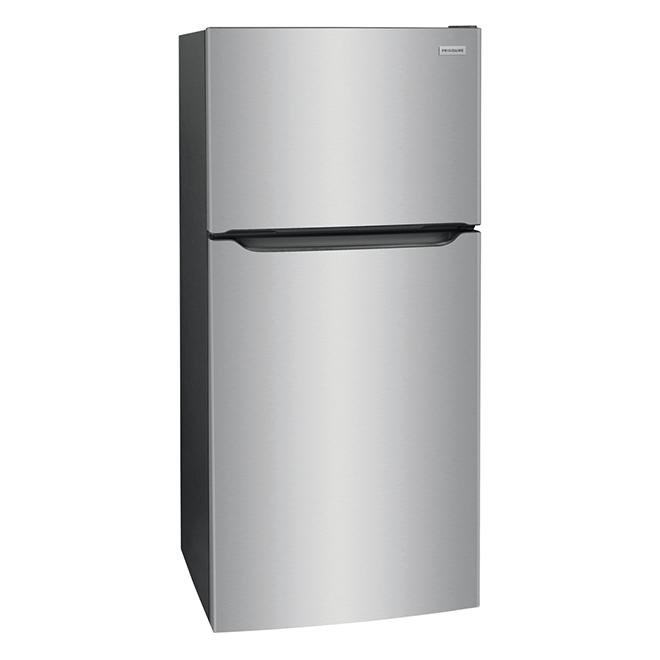 """Frigidaire(R) 30"""" Top-Freezer Refrigerator - 18.3 cu. ft. - SS"""