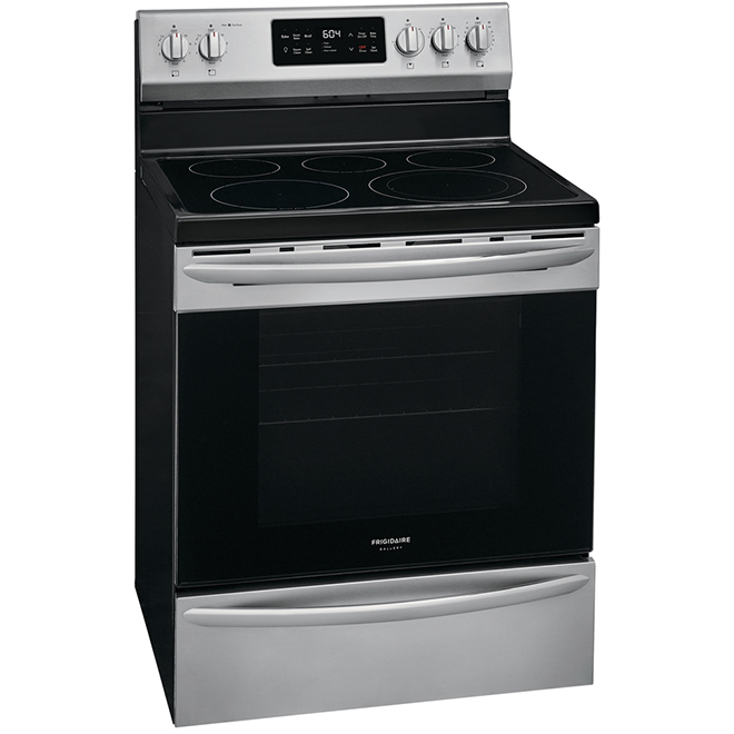 Frigidaire Gallery Convection Range - 5.4 cu. ft. - Stainless