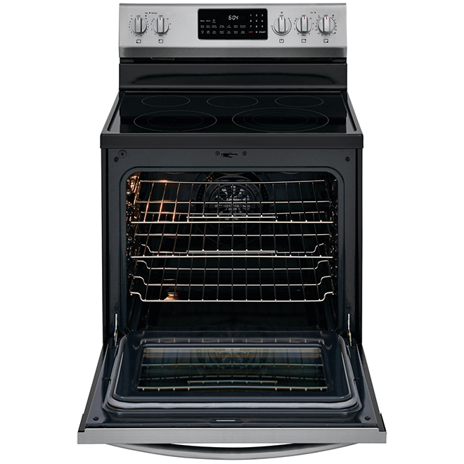 Frigidaire Gallery Range with Air Fry - 5.7 cu. ft. - Stainless