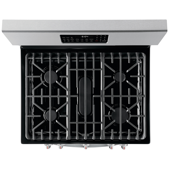 "Frigidaire Gallery Gas Range - Air Fry - 30"" - Stainless"