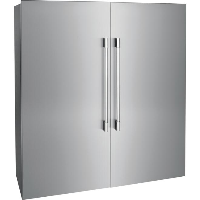 "Upright Freezer Frigidaire - 33"" - 18.6 cu.ft. - Stainless"