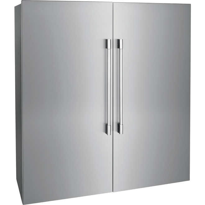 Frigidaire All Refrigerator - 18.6 cu.ft. - 33-in - Stainless