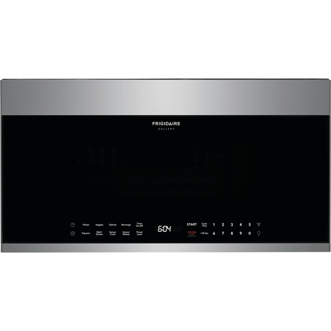 """Gallery Over-the-Range Microwave Oven - 30"""" - 1.9 cu. ft. - SS"""