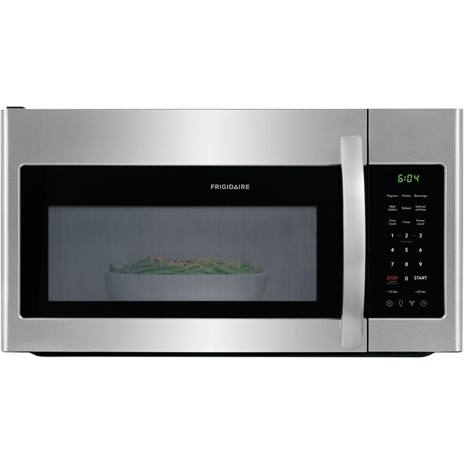"""Over-the-Range Microwave Oven - 30"""" - 1.8 cu. ft. - 1000 W - SS"""