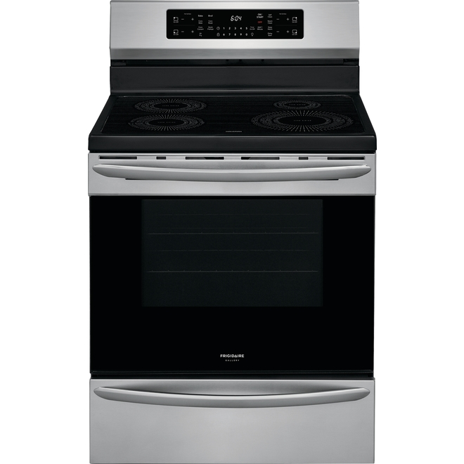 Frigidaire Gallery Induction Range - Convection Oven - 5.4 cu. ft. - Stainless Steel