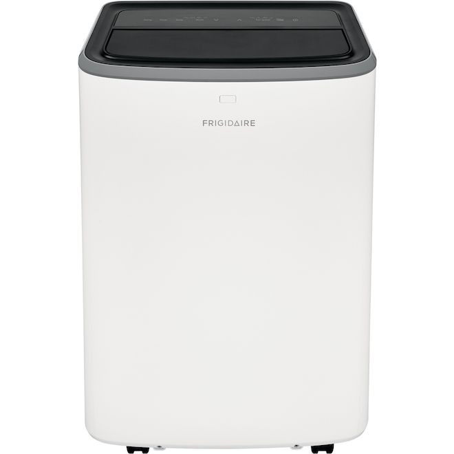 Frigidaire 2-in-1 Air Conditioner with Dehumidifier Mode - Portable - 13,000 BTU - 27.9-in x 18.7-in - White