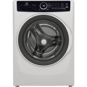 Electrolux 5.2 cu ft High-Efficiency Stackable Front-Load Washer (White) with Optic Whites