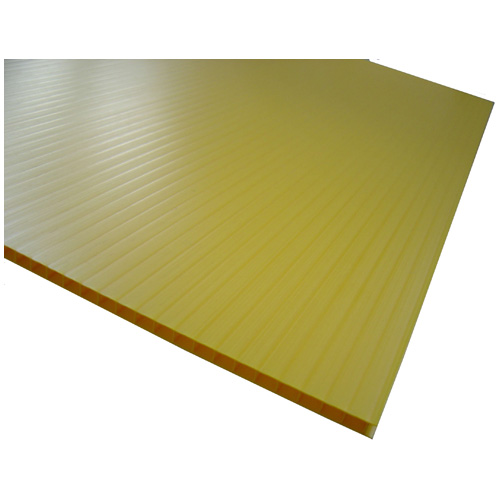 Em Plastic Hi Core R Corrugated Sheet 48 Quot X 96