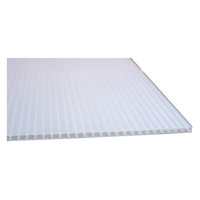 EM-Plastic Panel Hi-Core - White - 48'' x 96'' - 10 mm