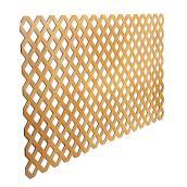 Treillis «Classique», 4' x 8', cèdre