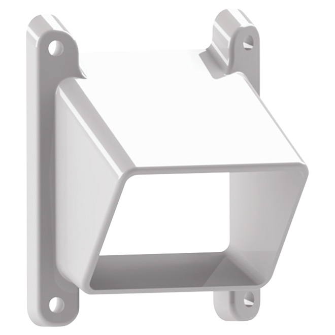 """Spartan"" Stair Rail Bracket - 4-Pack"