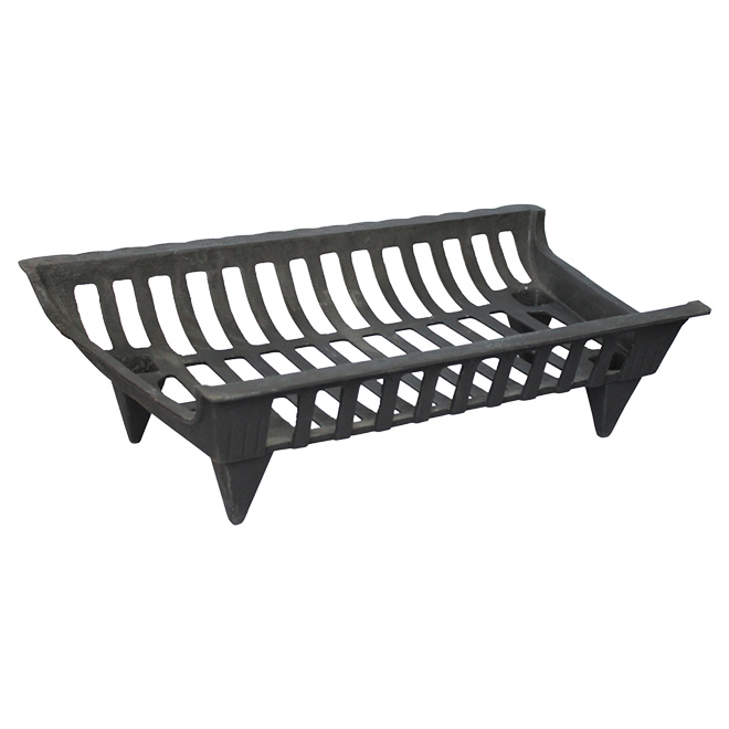 Cast Iron Log Holder Grid