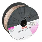 Speaker Wire - Copper/PVC - 250' - Gauge 16 - Gold